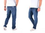 Lee Brooklyn Straight 40 X 30 Jeans Classic Regular L452ACHJ W40 L30