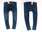Lee Luke Homme 30 X 30 jeans tube slim trapered L719AHQB W30 L30