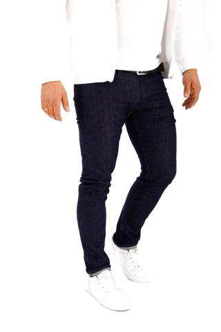 Lee Luke Rinse 28 X 32 jeans men's trousers tube slim tapered L719JJ36 W28 L32