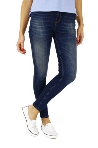 Lee Scarlett High Blue Indygo W31 L33 women's jeans 31 X 33