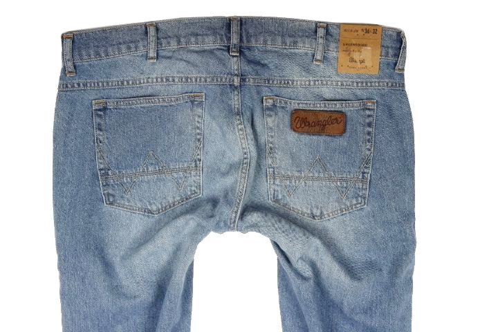 WRANGLER Jeans GREENSBORO Blue Orchid 30 X 32 men's trousers  W30 L32