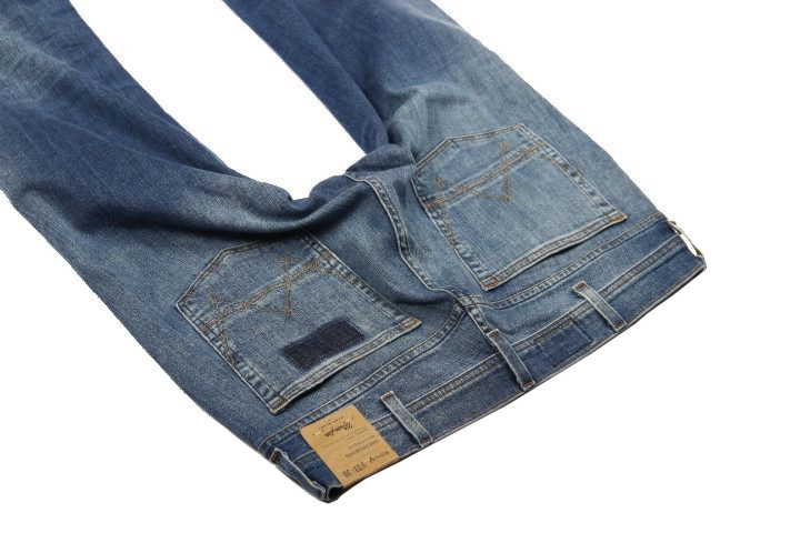 WRANGLER Jeans GREENSBORO Ship Wreck 33 X 30 men's trousers  W33 L30