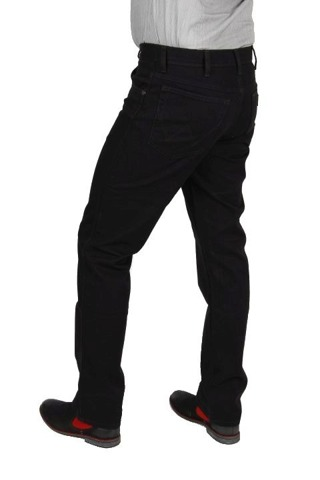 WRANGLER TEXAS JEANS 30 X 30 men's classic trousers REACTIVE BLACK 30/30 W30 L30