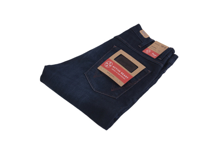 Wrangler Jeans Arizona Classic Straight 33 X 30 men's trousers W33 L30 W120-UJ-71T