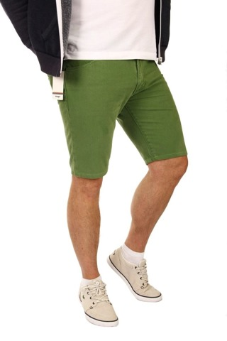 Wrangler Larston Fairway Green 28 x 00 men's shorts W28