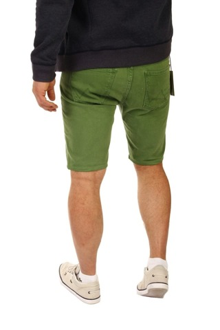 Wrangler Larston Fairway Green 33 x 00 men's shorts W33