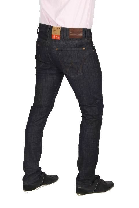 WRANGLER BRYSON JEANS spodnie RURKI SMOOTH W31 L32 | Spodnie