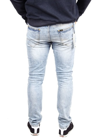 *Lee Luke Ice Jeans Rurki Slim Tapered W30 L32 L719CDMQ