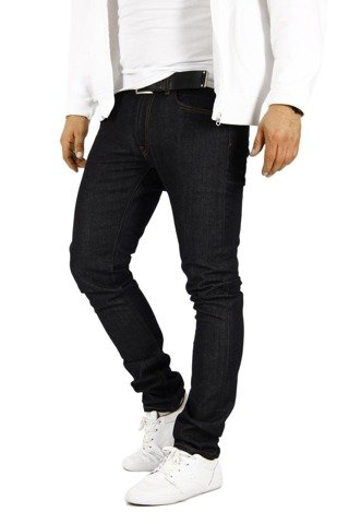 LEE LUKE jeansy SLIM TAPERED BLUE CAUSE W29 L32