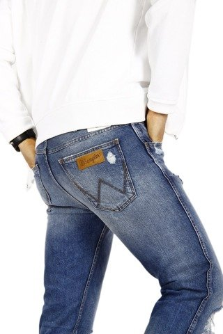 Wrangler Greensboro Blow Out Jeansy W34 L30